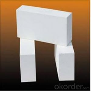 Low Alumina Refractory Bricks with High Porosity