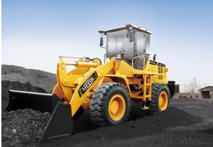 Wheel-loader: FL938G, WEICHAI WP6G140E22 as Standard Configuration
