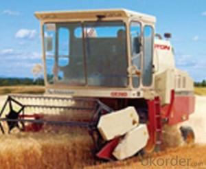 Combine Harvester: GF38,Adopt New Structure Strengthened Drive Axle