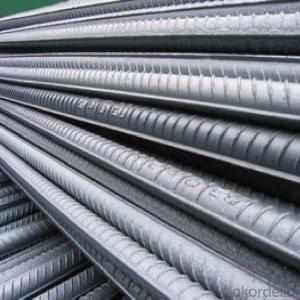 Hot Rolled Deformed Bar ou Reinforcement Bar ASTM A615 6mm-50mm