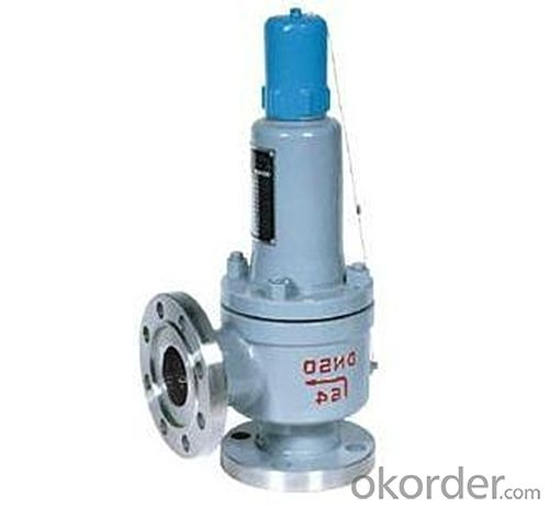 Hydraulic Safety Valves with API 6A Standard