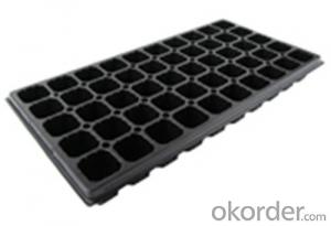 Planting Plastic Seeding Tray for Greenhouse