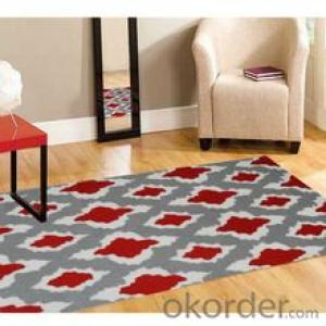 100% Acrylic Carpets & Rugs Hand Hooked with Various Designs