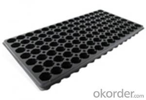 Plastic Growing Tray/Plastic Seed Tray/Plastic Seed Planter /Nursery Tray/Seed Tray