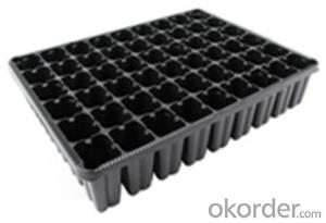 Planting Plastic Seeding Tray for Greenhouse China Suplier/Good Price