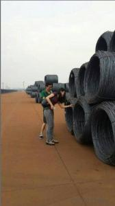 Steel Wire Rods High Carbon Hot Rolled  First Class Quality Best Seller