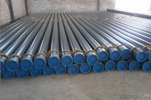 Seamless steel tube balck ASTM A 53 GRADE B
