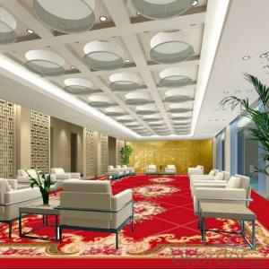 Polyester Carpeting through Hand Make with Modern Design