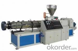 Screw Extruder Machinery For  PP/PC/PVC/ABS