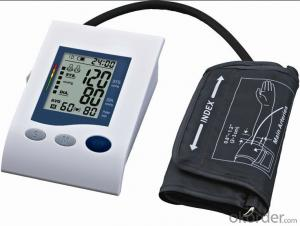 Digital arm type Blood Pressure Monitor CE . FDA quality