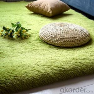 Room Rug through Hand Make with Modern Design to Have a Good Moon