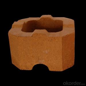 Magnesite Brick for Cement and Glass Plant