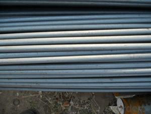 Low Carbon Hot Rolled Steel Round Bars for  Bults and Nults
