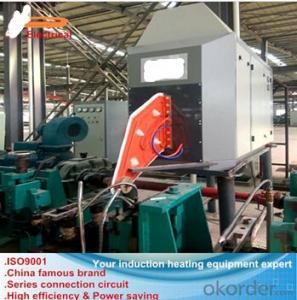 galvanized square pipe high frequency seam welding machine