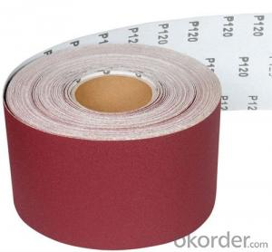 Waterproof Abrasives Sanding Paper  for Wall