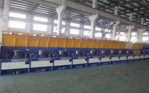 STRIGHT WIRE DRAWING MACHINE FOR CARBON WIRE MANUFACTURER