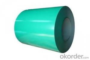 Prepainted Galvanized Rolled Steel Coil-CS B