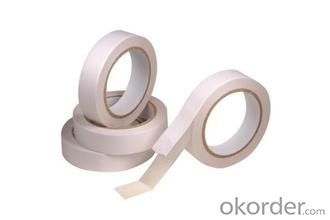 Double Sided Tissue Tape 110 Micron Solvent Based Acrylic