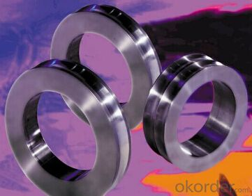 Tungsten Carbide Roll Ring for Rebar and Rod