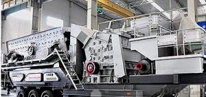 CRUSHER SERIE - Mobile Primary Impact Crusher