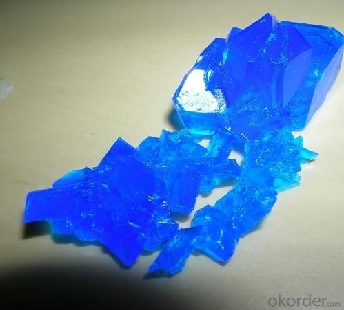 Copper Sulfate99% with Lower Price with Best Quality