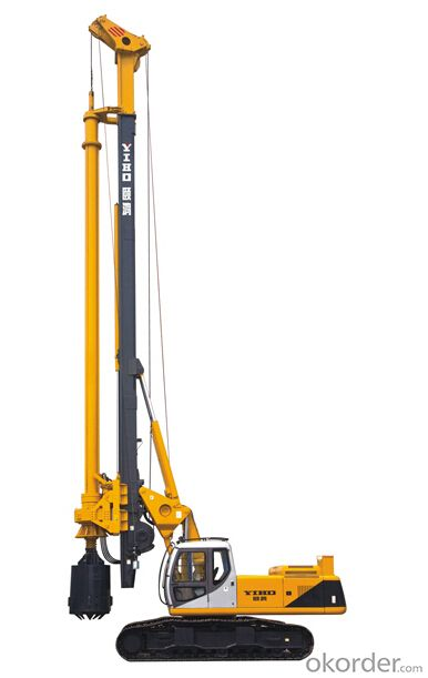 Buy SERIE OTR160D OTR HYDRAULIC PILING RIG Price,Size,Weight