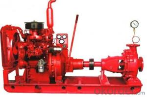 Water Diesel Engine Pump for Irrigation