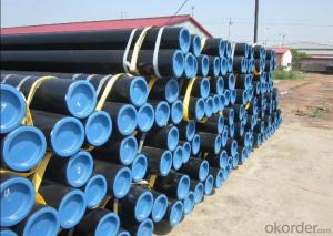 Seamless Steel Pipe Cold Rolled/ Cold Drawn