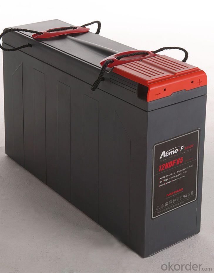 Lead Acid Battery the Acme.F Series Battery 12NDF100