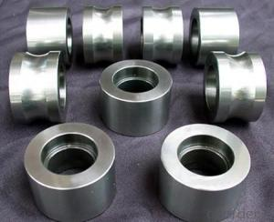 WC Tungsten Carbide Roll Ring Wear Roller Raw Material