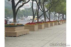 Wood Plastic Decking!/Friendly and comfortable outdoor WPC plank/Hot!