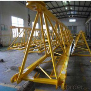 Tower Crane TC6024 Chinese Qualified Brand