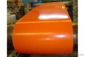 Prepainted Galvanized Rolled Steel DX51D in China