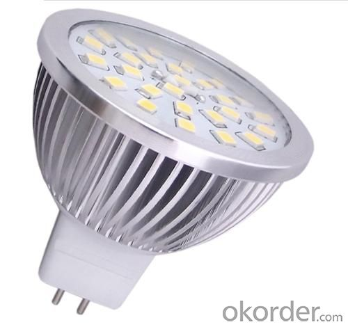 LED Spotlight high lumen 120 degree gu10 CE