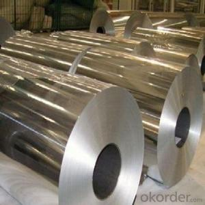 aluminum foil with LDPE for bubble foil insulation production