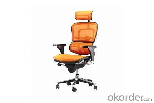 Good quality JNS JNS-802YK(W11+W11) ergonomic office with adjustable armrest