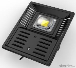 LED flood light, brand new design, weight less