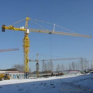 Tower Crane TC4808 construction machinery Manufacturer