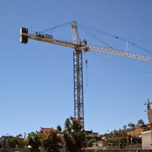 Tower Crane TC6520 VFD PLC Technical Control