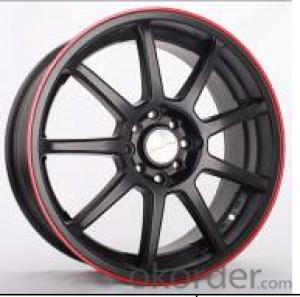 Wheel Aluminium Alloy Model No. 901 for the best quality performance