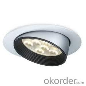 LED COB Downlight 9W with excellent quality