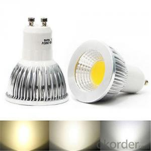 LED Spotlight, 4W 220V Dimmable COB LED high quality