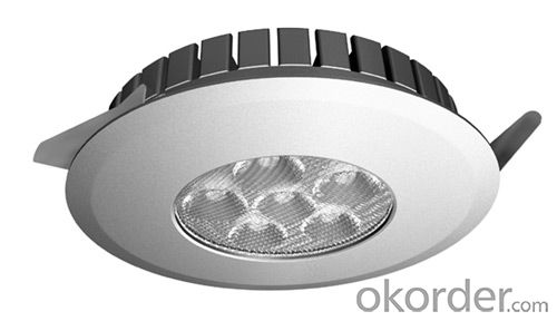 LED Downlight   high power dimmable high quality 3w