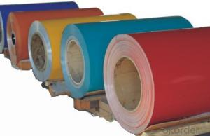Color Coated Coils for Aluminium Composition Panel
