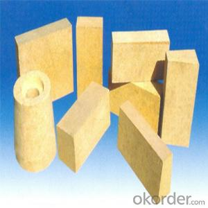 Refractory High Alumina Fire Brick for Thermal Insulating