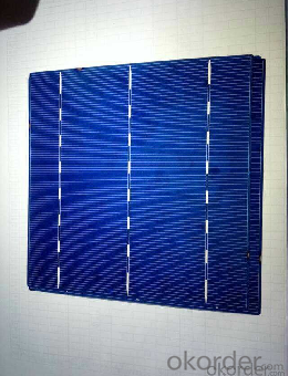 Poly A Grade Solar Cell of CNBM with Different Effiency