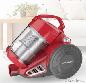 Cyclonic Bagless vacuum cleaner with ERP Class#CNCL3301