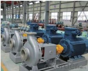 Chemical Process Pumps with IH Series for High Temperature