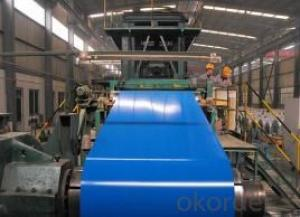 PPGI Color Coated Steel Coil for Building