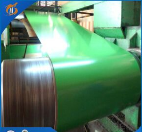 PPGI Color Coated Steel Coil for Construction